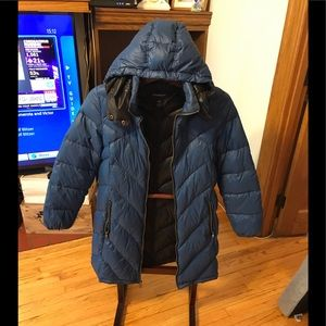 New London Fog dawn super light jacket size M